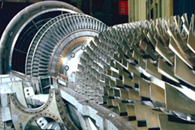 Turbina - Sistemi termografia pulsata TWI