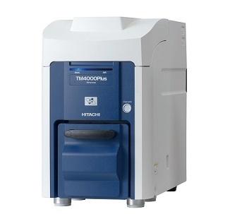 SEM da banco TM4000plus Hitachi High Technologies
